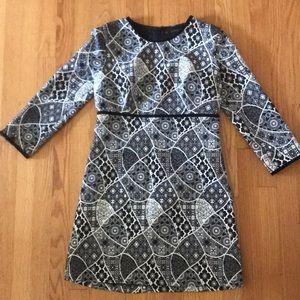 Zara babydoll Dress Size medium